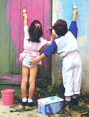 Сексуальное любопытство ребенка и его развитие